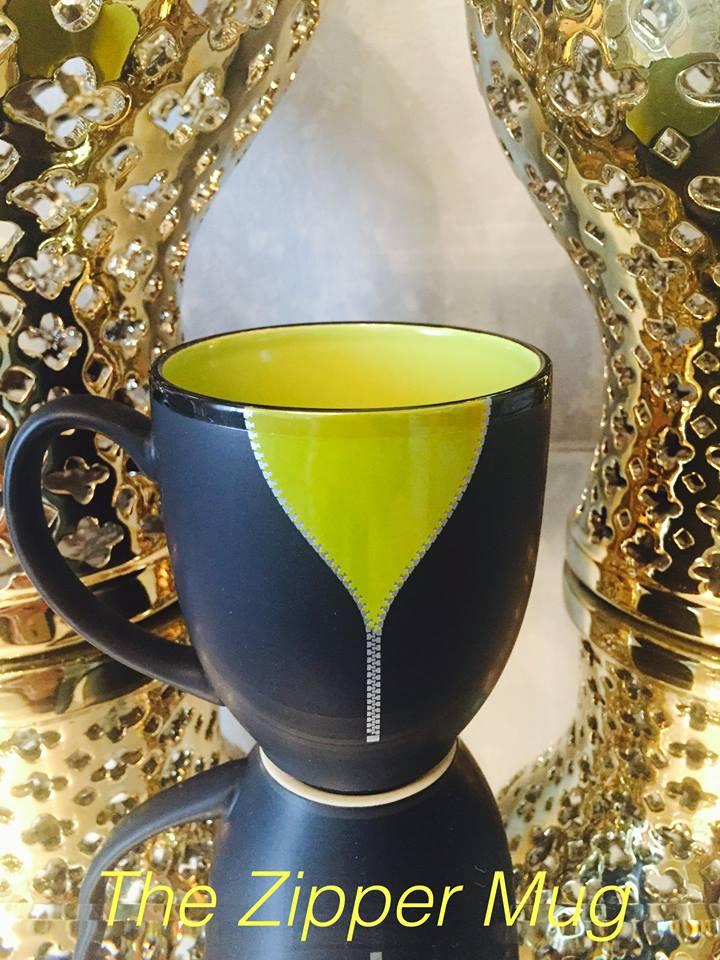 Zippr mug